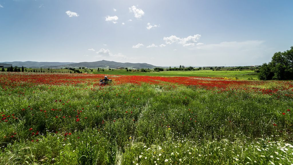 ταξίδι με μηχανή στη Βουλγαρία