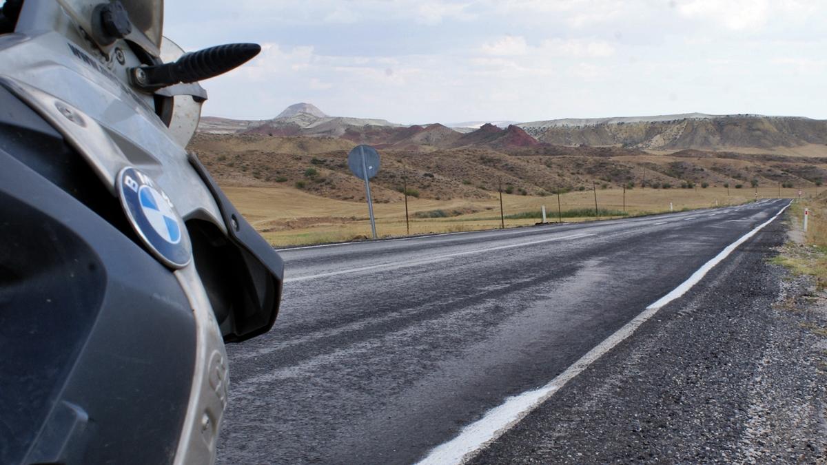 ταξίδι με μοτοσυκλέτα Τουρκία